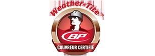 Couvreur Certifié BP